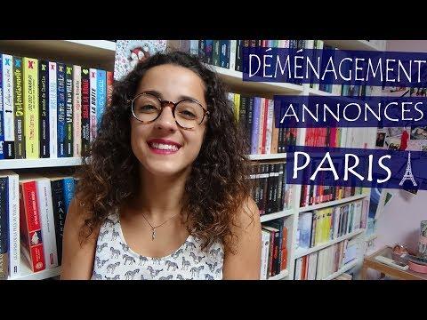 PARIS ♥ déménagement ? Boulot ? Ma licence ?