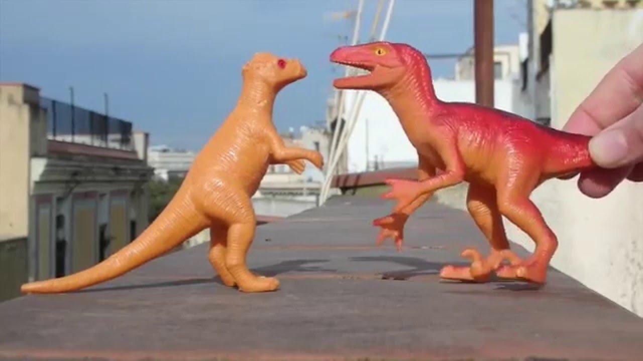 juguetes de dinosaurios para nios en espaol dinosaurios de juguete youtube