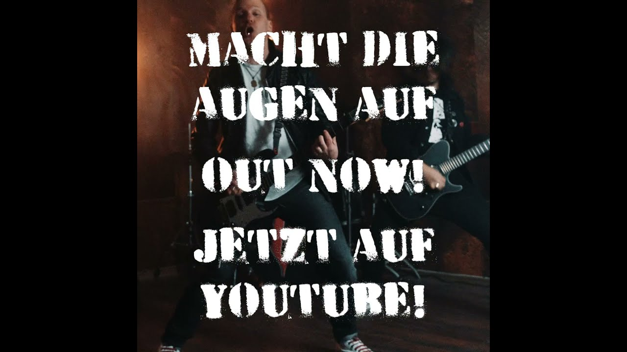VIVA - Macht die Augen auf, Single+Video [OUT NOW]