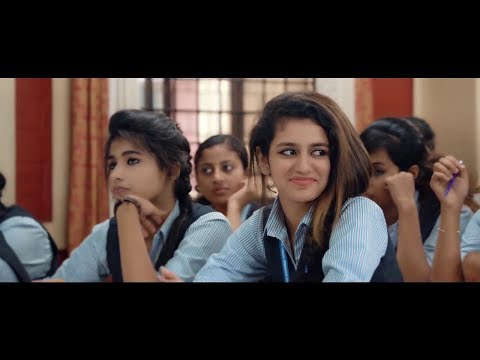 priya  varrier -Award winning  official short film |cm pictures|