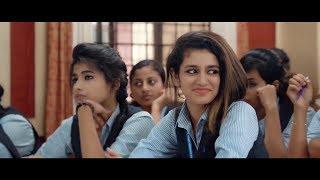 priya  varrier -Award winning  official short film cm pictures