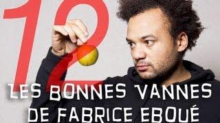 OVSG : Les Bonnes Vannes De Fabrice Eboué 12 Best-of