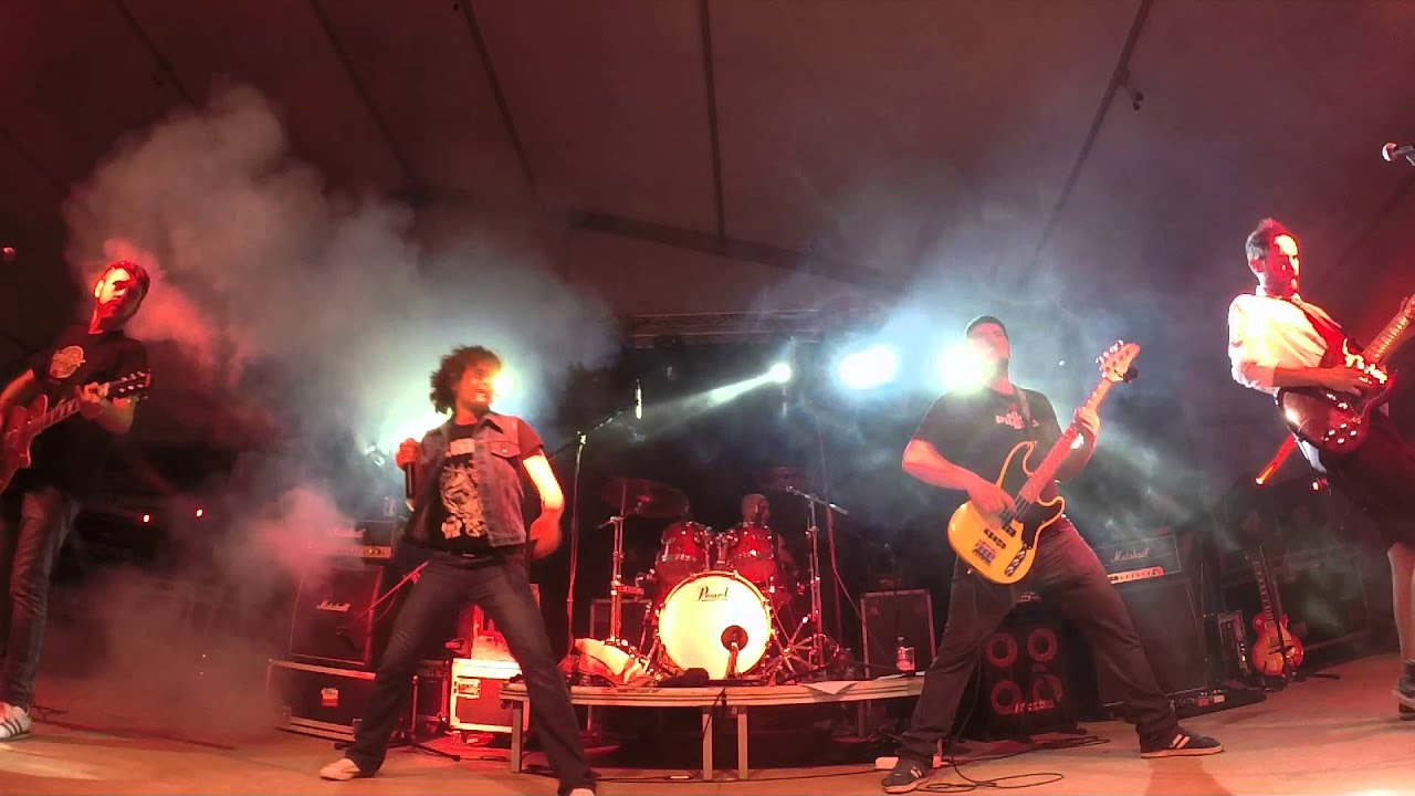 By TNTs AC/DC Tribute STAGE CAM