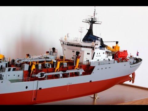 "Trailing Suction Hopper dredger ""Baltic Sea"""