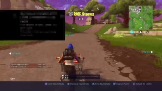 New Clan RWF!!! New Account!! Fortnite Tryouts!!!