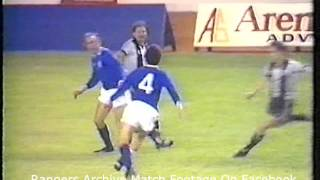 1981 Rangers 2 v 1 St Mirren League Cup Semi-Final