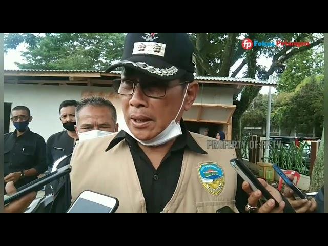 Wakil Walikota Tasikmalaya Monev Pembangunan Di Kecamatan Cihideung