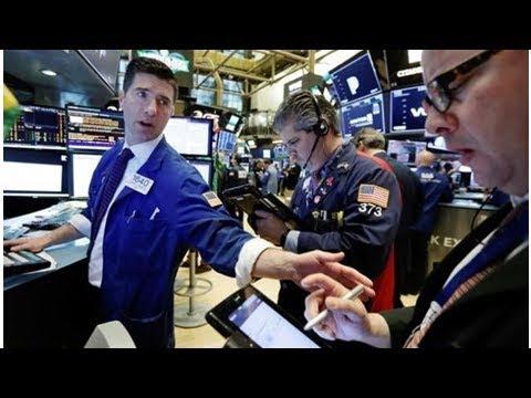 Stock markets tumble - Business News