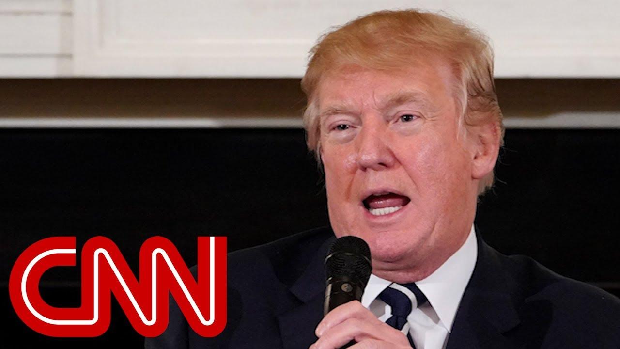 Trump denies wanting to 'give teachers guns' - Dauer: 8 Minuten, 39 Sekunden