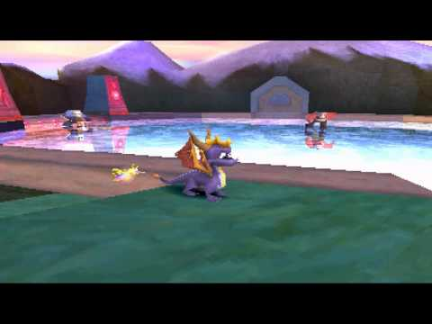Let's Play Spyro 2 Ripto's Rage 03: National Hurricane League