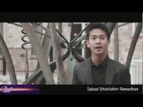 Iqbaal Greeting In DVD Private Party SoniQ