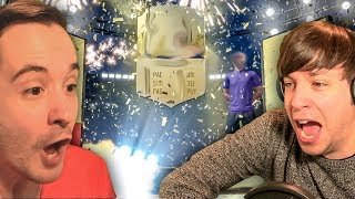MAT PACKS ONE OF THE BEST PLAYERS ON FIFA 19 ULTIMATE TEAM PACK OPENING