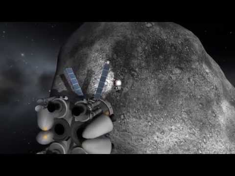 Asteroid Redirect Mission Playthrough