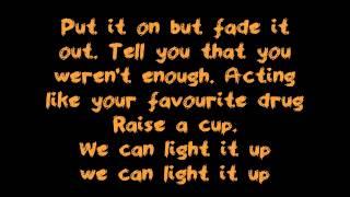 OneRepublic - Light it Up (Lyric Video)