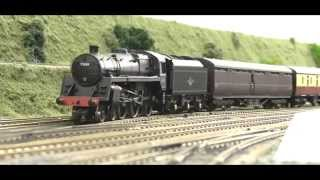 North East model railway - Around the Junction 12