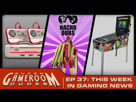 Evercade VS, Arcade1Up Mortal Kombat, AtGames Legends Pinball, iiRcade & More! from MichaelBtheGameGenie