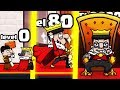 IS THIS THE STRONGEST HIGHEST LEVEL KING EVOLUTION? (9999+ SNEAKY) l Murder: To Kill or Not to Kill