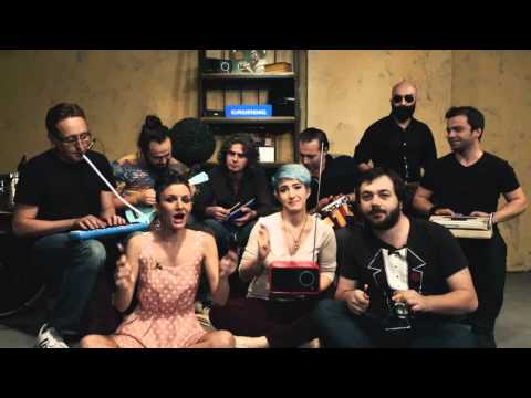 Jehan Barbur - Dünya Bugün / #akustikhane Toy Sessions