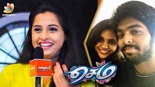 I Apologize to Saindhavi GV Prakash : Arthana Binu Interview | Sema Tamil Movie