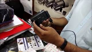 UNBOXING  & REVIEW SONY HANDYCAM  HDR- PJ675