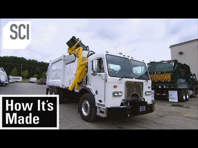 How It's Made: Garbage Trucks
