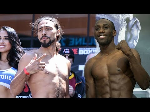 Terence Crawford vs Keith Thurman