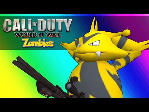 Thumbnail: COD Zombies Pokemon Edition - Lizzichu!
