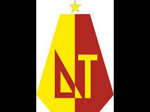Hino Oficial do Corporación Club Deportes Tolima Col