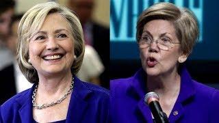 Elizabeth Warren: Wait Actually The Primary Wasn