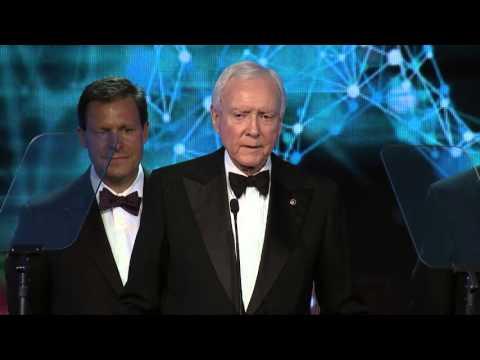 2015 UTC Hall of Fame Celebration - U.S. Senator Orrin G. Hatch's Acceptance Speech