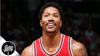 Should Derrick Rose be in the Hall of Fame? | The Jump