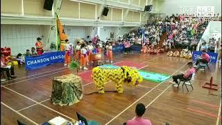 Publication Date: 2018-07-22 | Video Title: 香港學界回歸杯龍獅比賽2018@孔教學院大成小學