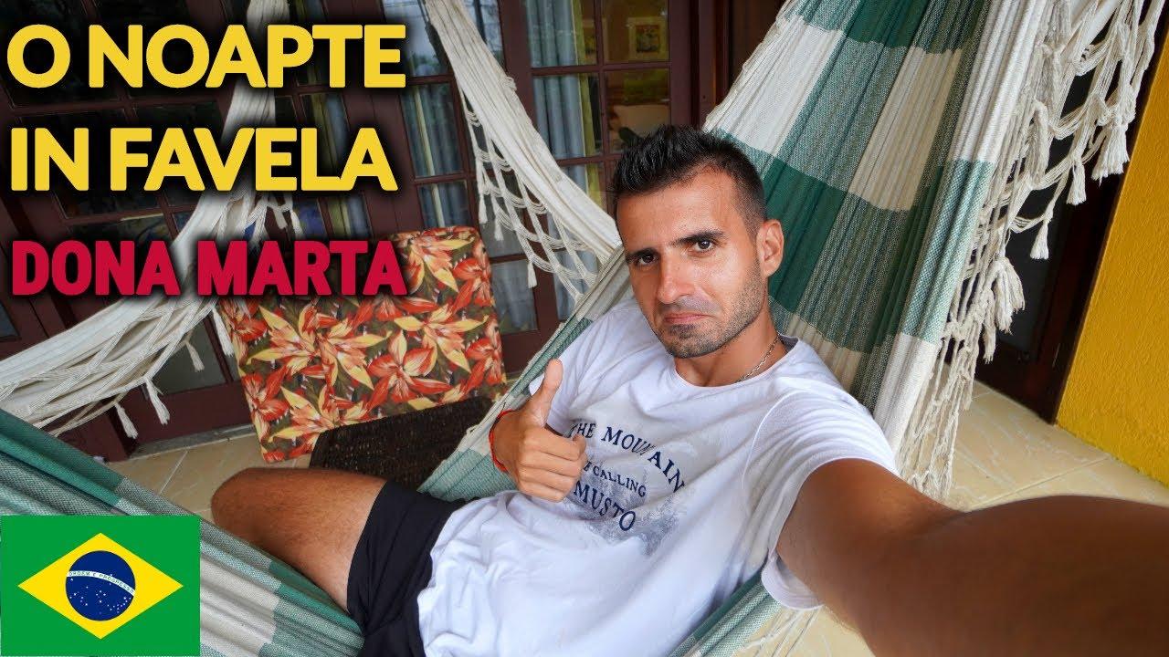 am dormit in FAVELELE din RIO DE JANEIRO, BRAZILIA