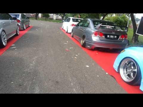 Freedom Autofest 2015 Palembang DPRD