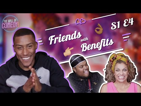 Filly Pretends To Fall Asleep On A Date 😂 | Friends With Benefits | S1 EP4