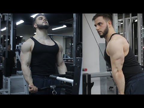 Bodybuilding Arm Workouts Exercise Building Muscles