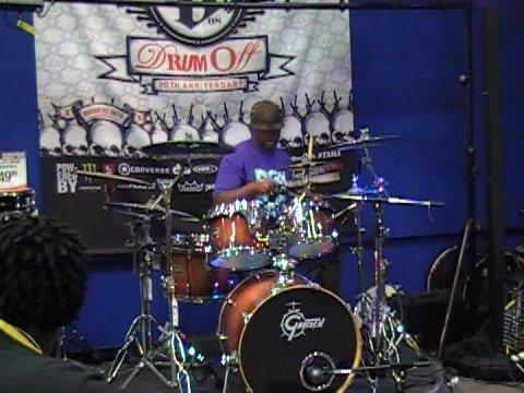 Guitar Center Drum-Off 2008 Walter Jennette