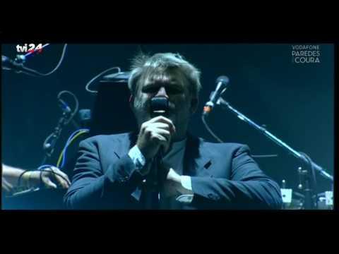 LCD Soundsystem - live Paredes Coura full concert (Pro shot)