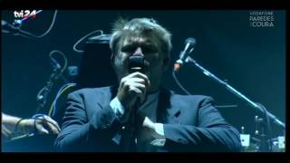 LCD Soundsystem - live Paredes Coura full concert (Pro shot)