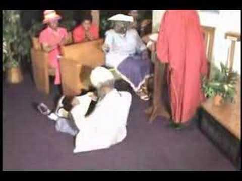 Saintsville Missionary Baptist Chuch!