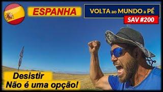 SAV #200 | O MELHOR ACAMPAMENTO DE TODOS | Espanha (Rubena x Citores del Páramo)