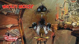 Mickey Mouse Em Decisao Dificil