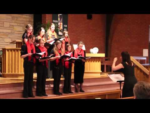 I Will Sing With The Spirit - John Rutter