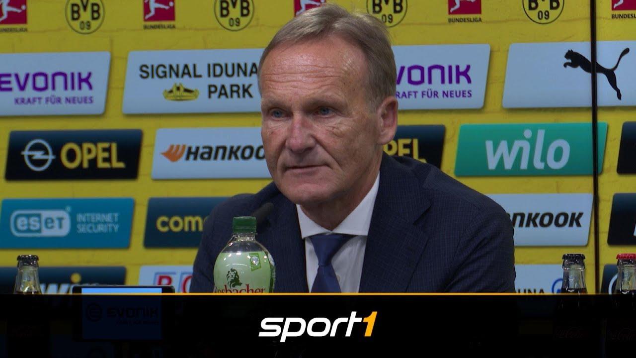 Watzke erklärt Dortmunds Transferstrategie | SPORT1