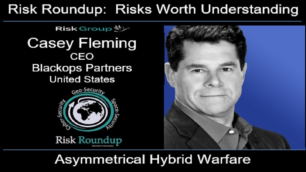 Asymmetrical Hybrid Warfare - Risk Group