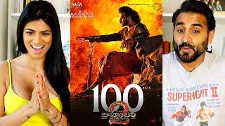 BAAHUBALI 2 - THE CONCLUSION | Bahubali Trailer REACTION!!