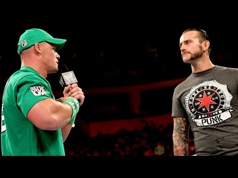 CM Punk attacks Jerry Lawler: Raw, August 20, 2012