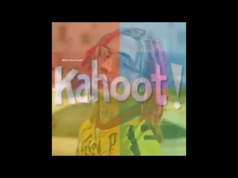 Gucci gang but with the kahoot music
