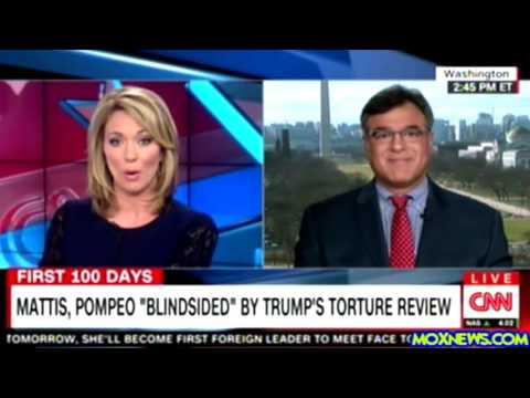 CIA Torture Whistleblower John Kiriakou Responds To President Trump