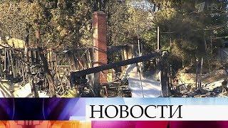 В Калифорнии оценивают ущерб после страшных пожаров.
